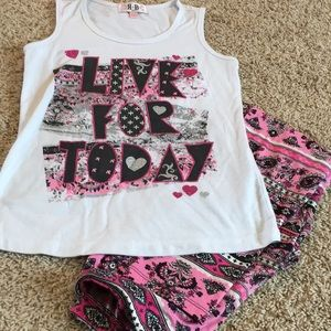 Other - Tank and legging set